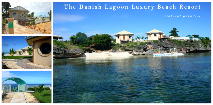 Siquijor's finest beach resort - The Danish Lagoon
